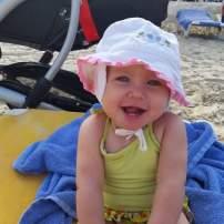 Bébé de 9 mois a cuba ♡
