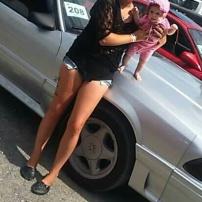 Ma fille a l'auto drag de baie du fevre a 3mois #freethebaby