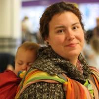 Voyages en France, attente à l'aéroport. Zachariah, 18 mois - Greenock, Écosse