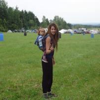 Merci de l'ajout :) Quand on a décidé d'avoir des enfants, il était clair qu'on allaient continuer de faire des sorties. Bon il y a quelques détails qui ont changés, mais on continue d'être aussi actif qu'avant. C'est important pour moi de leur montrer a être spontanés et d'avoir du plaisir. Je peux vous dire que j'ai hâté au beau temps pour sortir !!! Woodstock en Beauce