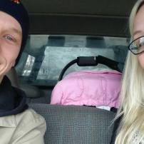 Petit road trip en fds Val-d'or/Ottawa pour passer plus de 6hdans un Ikea pour l'achat de notre cuisine !!! #freethebaby
