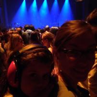 Un spectacle avec ma puce de 4 ans au Métropolis!