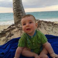 Voyage à punta cana avec mon bébé de 4 mois