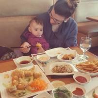 Un petit sushi avec les filles sa fait du bien de décompresser 🍤