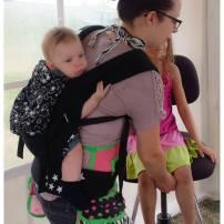 Qui a dit que l'on doit cesser de travailler lorsqu'on a un petit bébé?